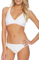 Luxe by Lisa Vogel Afterglow Sport Bikini Top