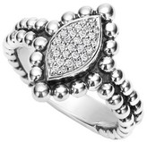 Lagos Women's Caviar Spark Diamond Marquise Ring