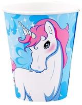 BuySeasons Enchanted Unicorn 9oz Paper Cups - 8 count