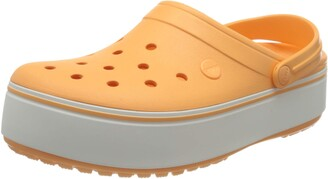 Crocs Unisex Adults' Crocband Platform Clog