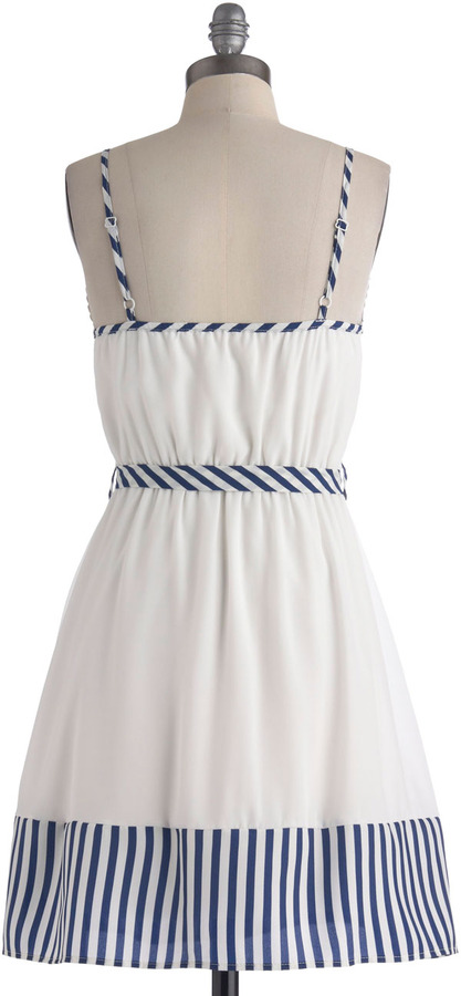 Lily of the Galley Dress