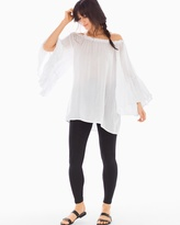 Soma Intimates Off the Shoulder Cover Up Top
