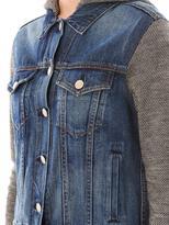 Rag and Bone Rag & Bone Bradford hooded denim jacket