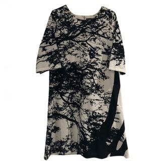 Marimekko Black Cotton Dress for Women