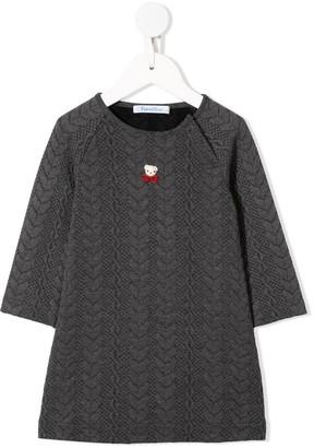 Familiar Jersey Knit Dress