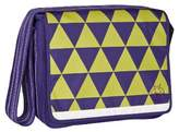 Lassig Casual Front Cover for Messenger Bag, Yellow Flames