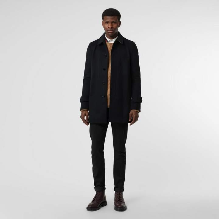 Burberry Wool Cashmere Car Coat