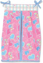 Trend Lab Trend-Lab 106682 GROOVY LOVE- DIAPER STACKER