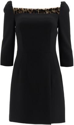 Dolce & Gabbana Mini Sheath Dress