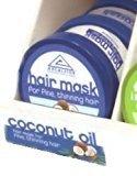 Excelsior Coconut Oil Hair Mask Jar 6 oz. (Pack of 12)