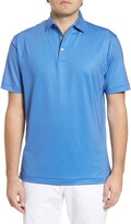 Peter Millar Wishbone Stretch Polo Shirt