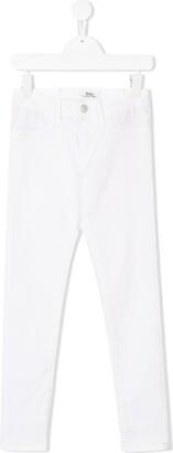 Ralph Lauren Kids Slim-Fit Denim Trousers
