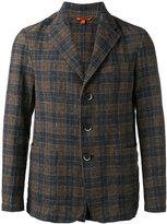 Barena checked blazer - men - Cotton/Polyester - 48