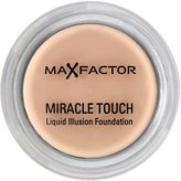Max Factor Miracle Touch Liquid Illusion Foundation-# 55 Blushing Beige for Women-11.5 G