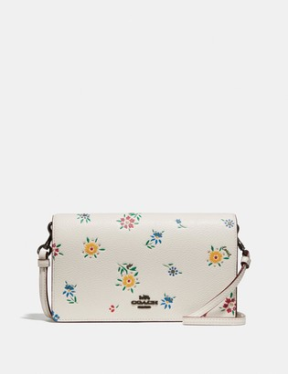 Coach Hayden Foldover Crossbody With Wildflower Print