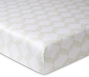 Yves Delorme Riviera Fitted Sheet, Queen