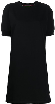 Paul Smith shift sweatshirt dress