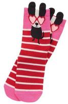 Gymboree Heart Puppy Socks
