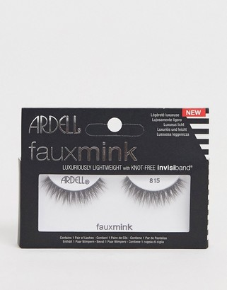 Ardell Lashes Faux Mink 815-Black