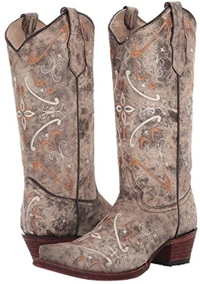 Corral Boots L5472 (Natural) Women's Boots