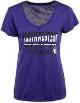 Colosseum Women's Northwestern Wildcats PowerPlay T-Shirt