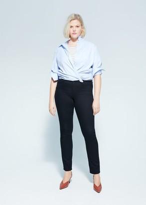 MANGO Slim-fit Julie jeans