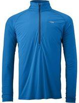 Outdoor Research Echo Zip-Neck Shirt - Long-Sleeve - Men's