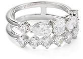 Nadri Talia Multi-Band Embellished Ring
