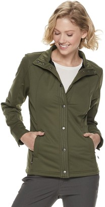 Hi-Tec Women's Florence Bonded Soft Shell Jacket