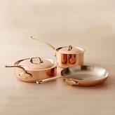 Mauviel Copper 5-Piece Cookware Set