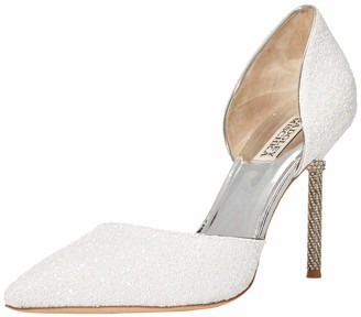 Badgley Mischka womens Ozara Pump