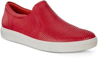 Ecco Soft Classic Slip-On Sneaker