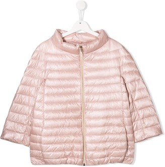 Herno TEEN classic padded jacket