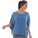 Asics Womens Drape Training Top Azure