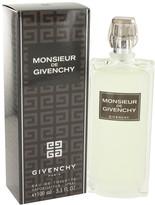 Givenchy Monsieur by Eau De Toilette Spray for Men (3.4 oz)
