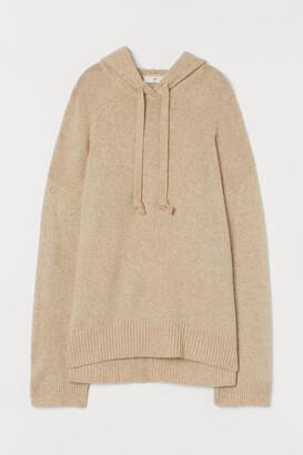 H&M Knit Hoodie