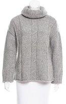 Nili Lotan Alpaca Turtleneck Sweater