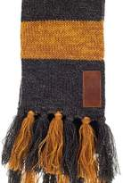 Elope Fantastic Beasts Newt Hufflepuff Knit Scarf for Adults