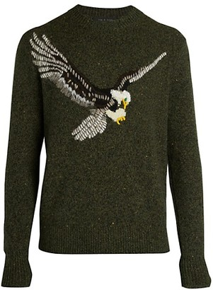 Rag & Bone Eagle Wool-Blend Sweater