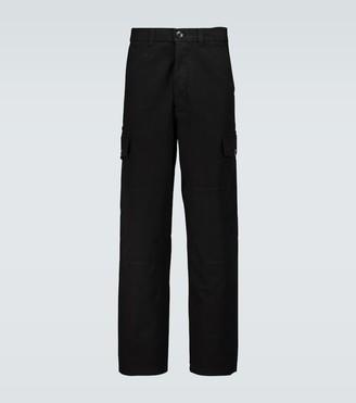 Ami Cavalry twill cargo pants