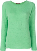 Cividini crew neck jumper - women - Cashmere - 44
