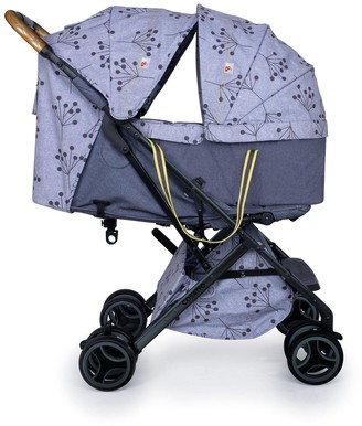 Cosatto Woosh XL Pushchair with Raincover & Toy - Hedgerow