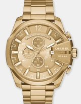 Diesel Chief Series Gold Analogue Watch