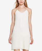 Polo Ralph Lauren Beaded T-Back Slip Dress