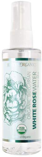 Smallflower White Rose Water Spray by Alteya Organics (3.4oz Spray)