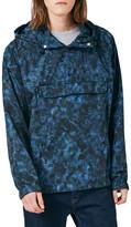 Topman Camo Pullover Jacket