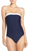 Ted Baker Women's Strapless One-Piece Swimsuit