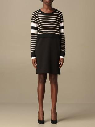 Liu Jo Short Striped Dress