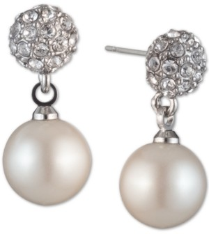 Givenchy Pearl Fireball Drop Earrings