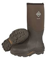 Muck Boot The Original MuckBoots Adult Wetland Boot,Bark,7 M US Mens/8 M US Womens